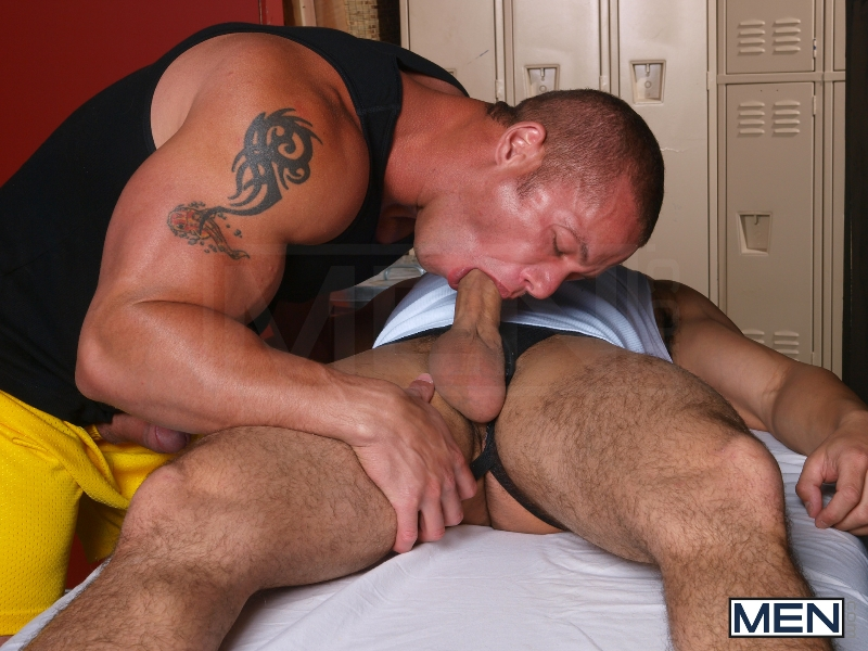 I'm Horny - Chris Tyler - Matthew Rush - Big Dicks At School - Photo #5