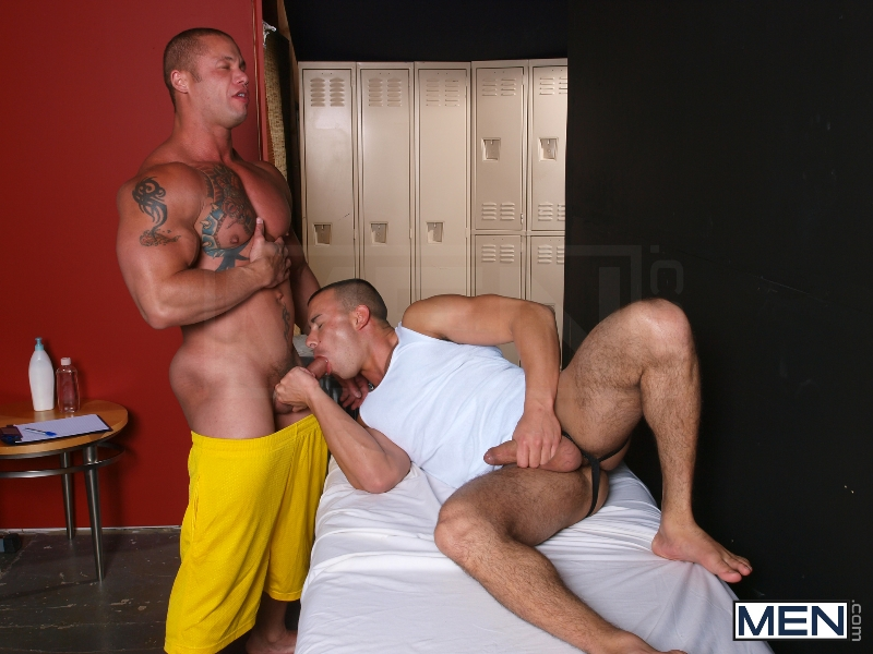 I'm Horny - Chris Tyler - Matthew Rush - Big Dicks At School - Photo #7