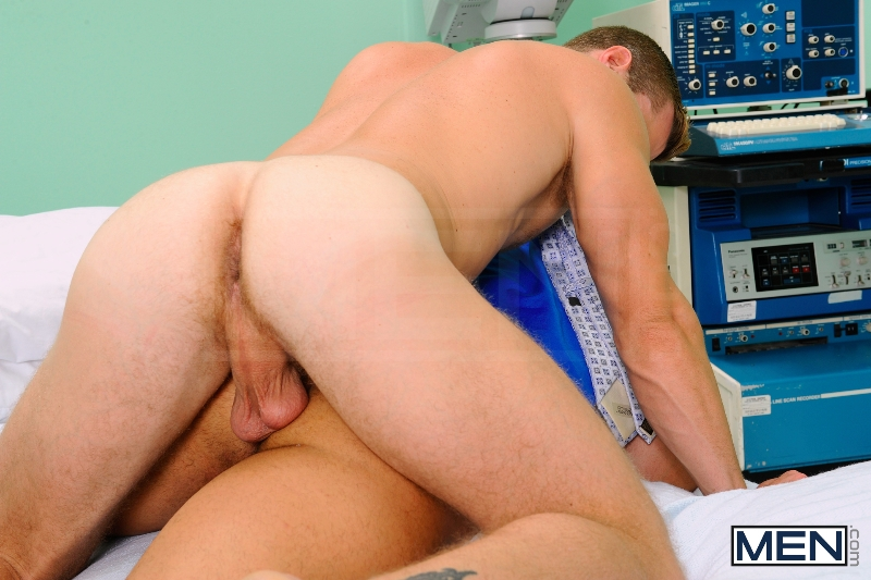 Gay's Anatomy 2 - Landon Conrad - Marcus Ruhl - Drill My Hole - Men - Photo #15
