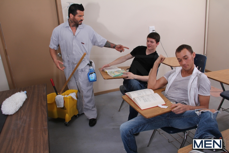 Custodian's Fury - Alexsander Freitas - Tyler Sweet - Drill My Hole - Men - Photo #5
